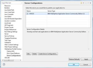 WEF ServerConfig