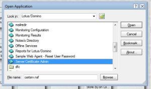Server Certificate