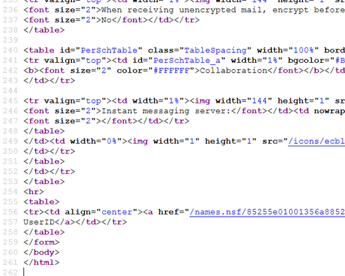 html view source
