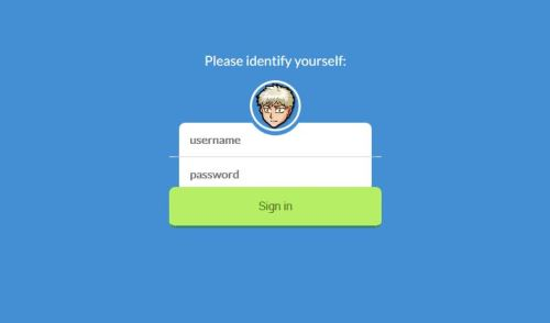 Custom Login Form 7