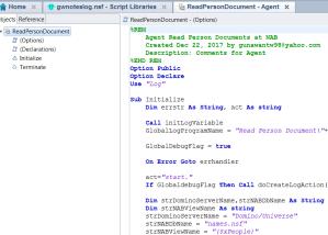 "Script Library ""Log"""